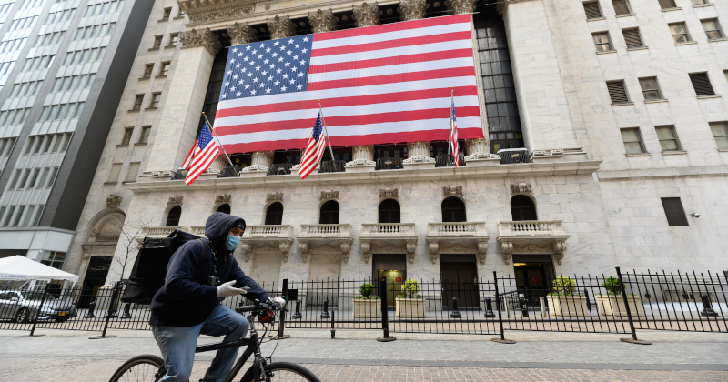 Markets Surge On Plans of US Economy Reopening