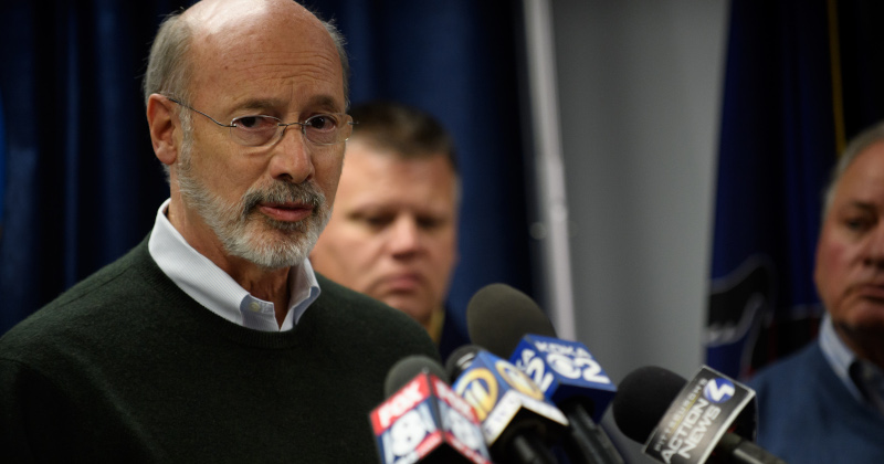 Pennsylvania Senate Votes to Override Dem Governor's Stay-At-Home Order