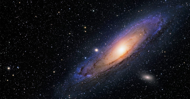 New study examines which galaxies are best for intelligent life