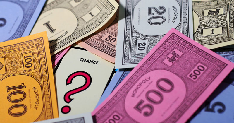 Can Monopoly Money Save the Stock Market? Or Will It Buy Stagnation?