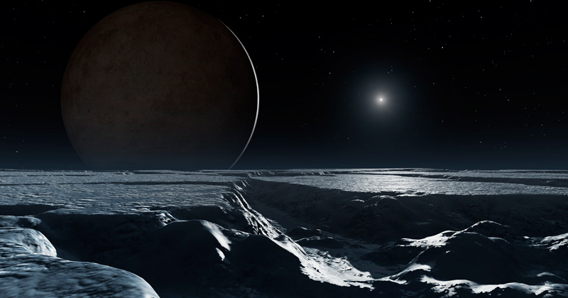 Clues hidden in Pluto's haze