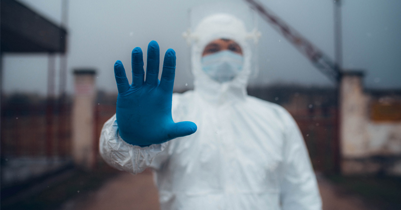 How We Might Respond to a Pandemic Were Society Not So Dominated by the State