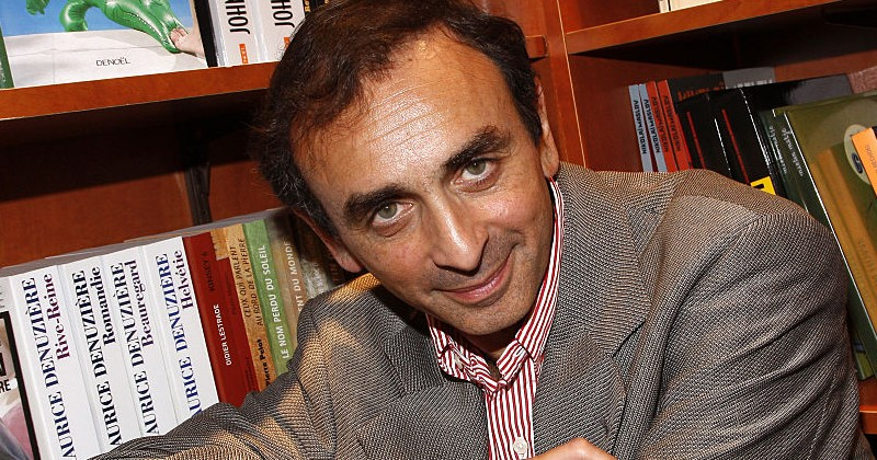 """Eric Zemmour Calls For France's No-Go Zones to be """"Re-Conquered by Force"""""""