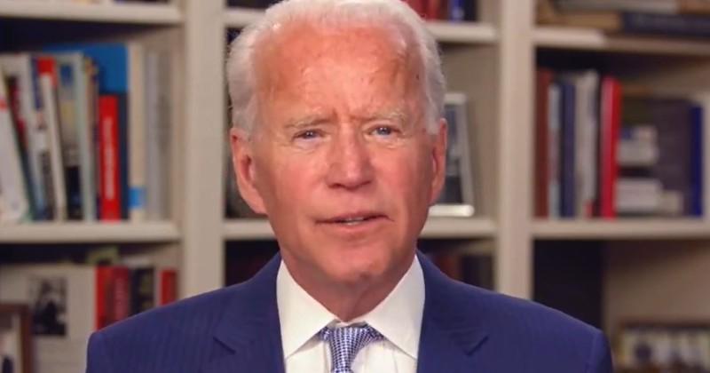"Biden Tells Black Show Host ""You Ain't Black"" if You Prefer Trump"