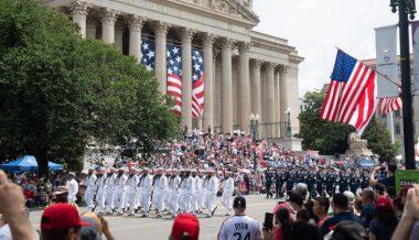 No 4th of July Parades in Washington D.C., Mayor Says