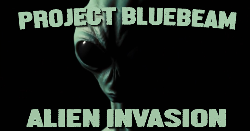 Project Bluebeam: Alien Invasion!