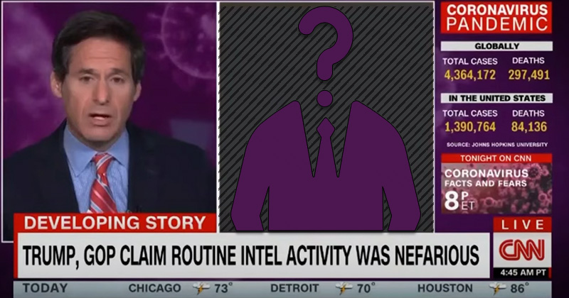 CNN Finally Asks James Clapper A Real Question and He Literally Disappears