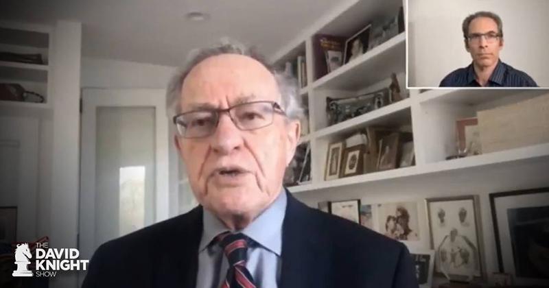 Epstein Defender Dershowitz Says Forced Vaccination is Legal