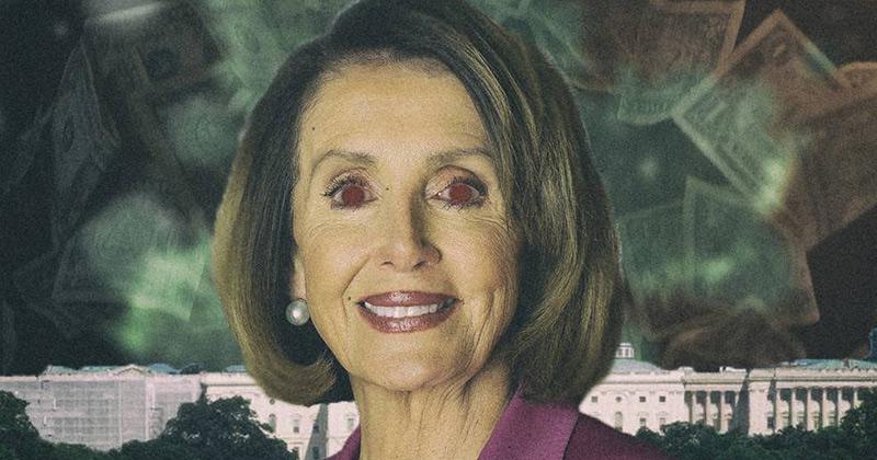 Pelosi's Three Trillion Dollar Neoliberal Wishlist