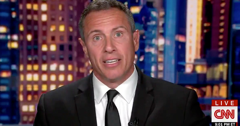 "CNN's Cuomo Took ""Less Safe"" Version of Hydroxychloroquine to Treat Coronavirus"