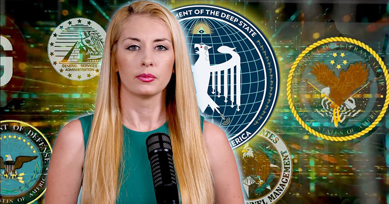 EXCLUSIVE - Deep State Protection Racket Exposed!