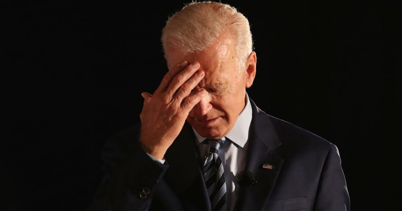Creepy Joe Biden Has Always Been Creepy - Detained By Police For Following Women In College