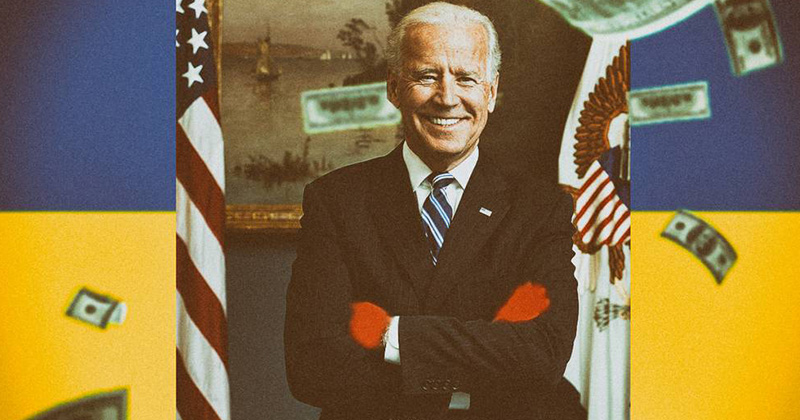 Biden Caught Red-Handed In Unprecedented Corruption