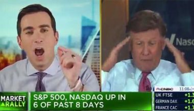 CNBC Scandal: Watch As Raging Screamfest Erupts Between Kernen, Sorkin Over Coronavirus