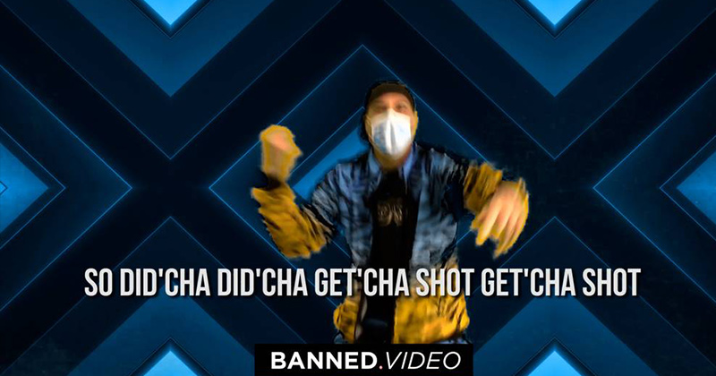 """Gates & Fauci Inspired Music Video: """"So Get'Cha Shot"""""""