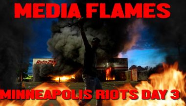 Media Flames Race Riots in Minneapolis