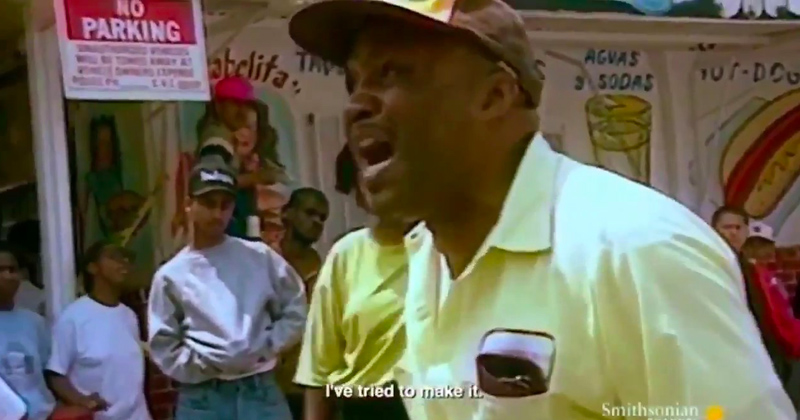 Flashback: Black Business Owner Furious After Business Destroyed During L.A. Riots