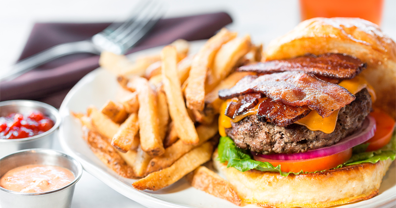 Study: One Meal High in Saturated Fat Impacts Ability to Focus