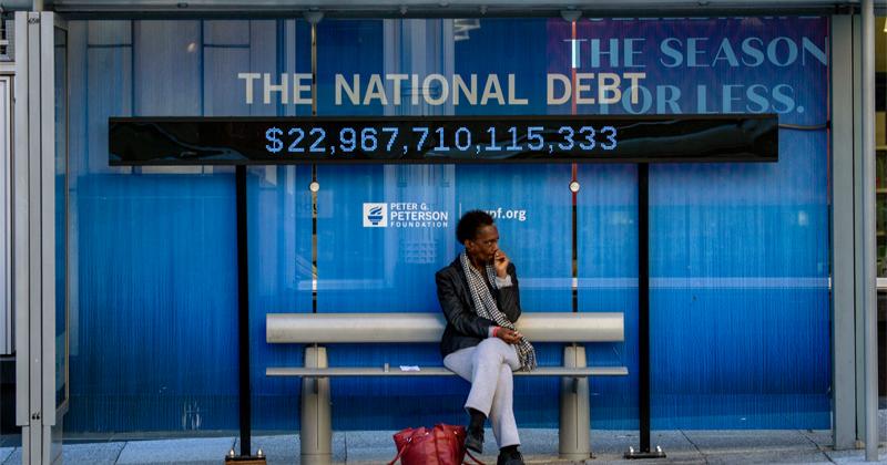 "Economist Slams ""Lack of Concern"" Over Rising Debt, Money Printing"