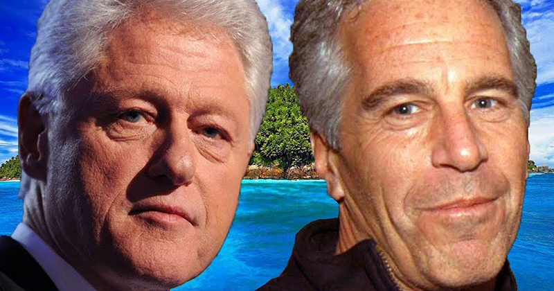 Unsealed Court Docs Suggest Bill Clinton Was On Pedo Island With Epstein