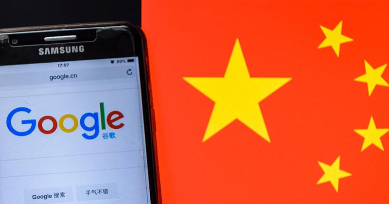 Senator To Google: 'Kowtowing To Communist China Is Unacceptable'