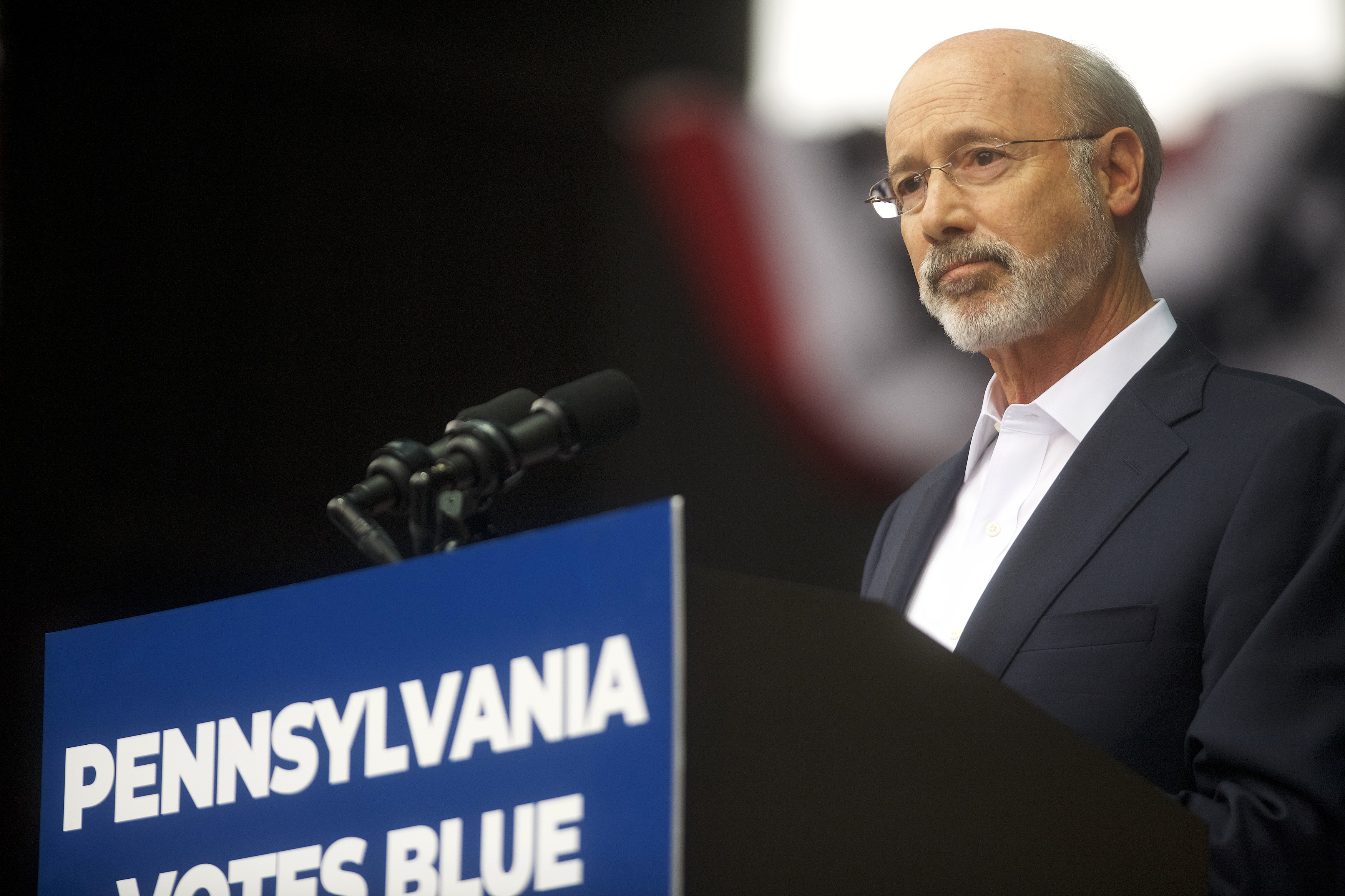 """Pa. Governor Threatens to Withhold Federal Stimulus From """"Non-compliant"""" Counties"""