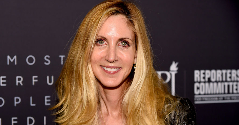 Ex-Trumpist Ann Coulter Trashed Online as She Rips 'Disloyal Actual Retard' Trump in Twitter Rant