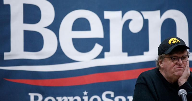 Michael Moore Torches Biden: He Lacks 'Necessary Enthusiasm' to Beat Trump