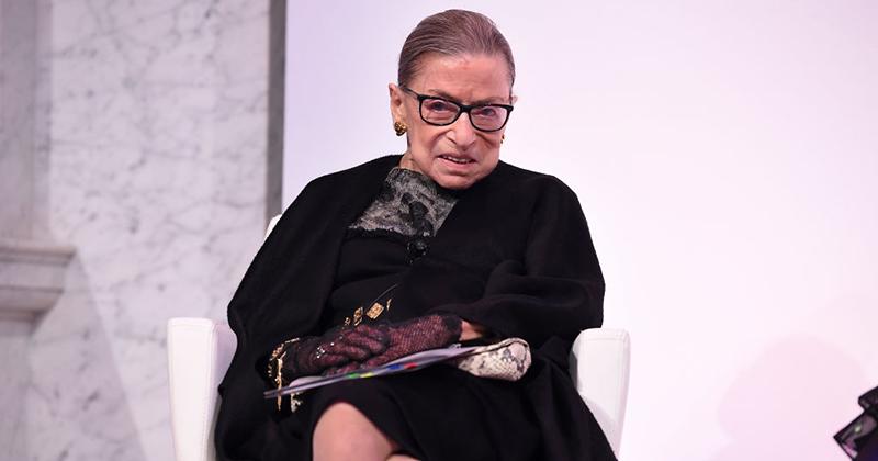 Supreme Court: Ruth Bader Ginsburg Hospitalized for Benign Gallbladder Condition