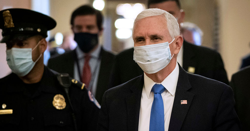 Mike Pence on Social Media Censorship of Conservatives: 'We're Just Not Going to Tolerate It'