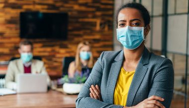Rules Dictate Employees Can Be Fired For Not Wearing A Face Mask