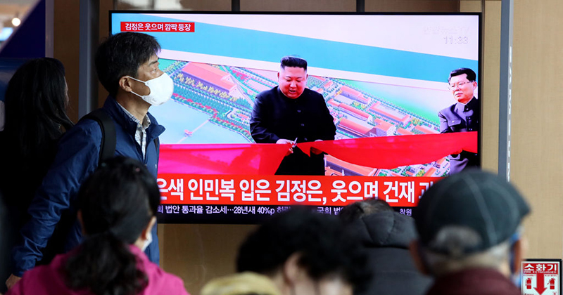 North Korea's Kim Jong-Un 'Back From Dead', Makes First Appearance In 20 Days; Report