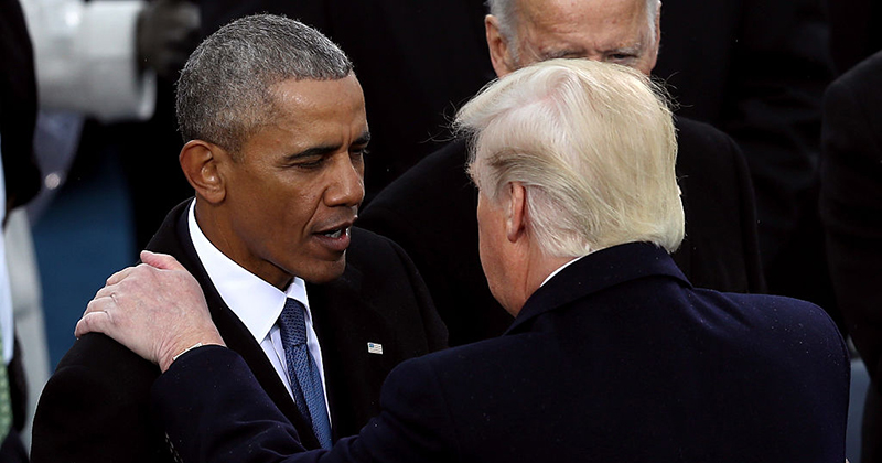 Trump: 'Call Obama To Testify, He Knew EVERYTHING'
