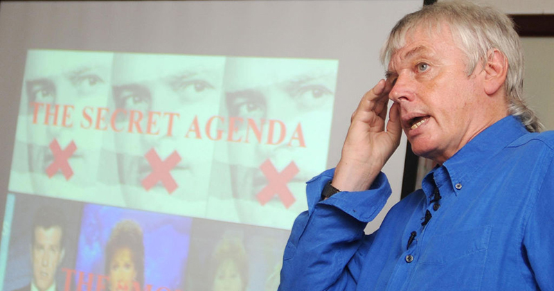 YouTube, Facebook delete David Icke's accounts over pandemic 'misinformation'