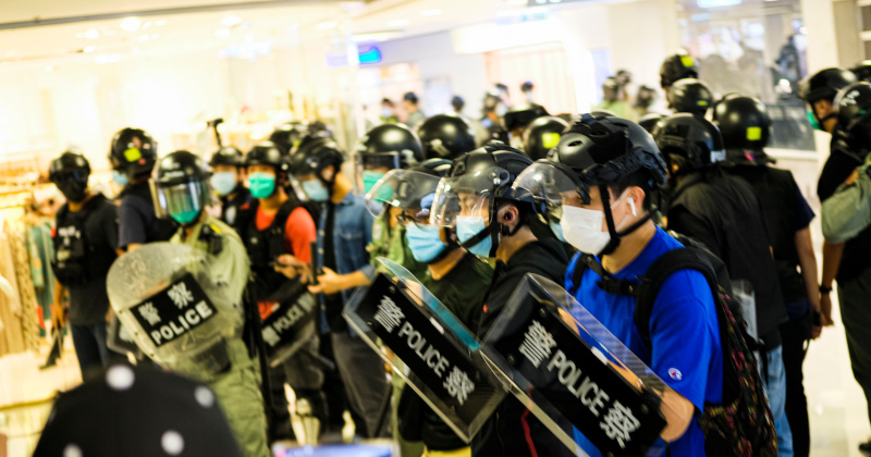 Hundreds Arrested as Hong Kong Protest Movement Returns