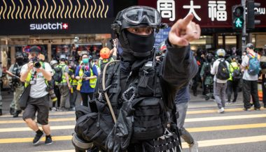 "Pompeo: ""Hong Kong is No Longer Autonomous From China"""