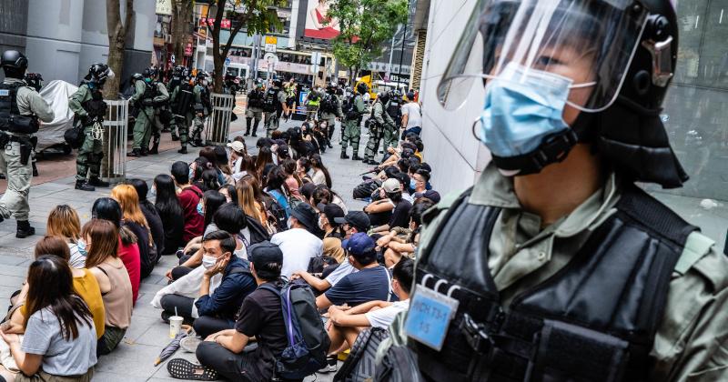 Hong Kong Residents Fleeing as China Tightens Grip