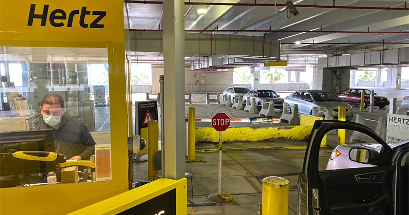 Hertz Cancels 90% of New Car Purchases, Further Pressuring Already Desperate Automakers