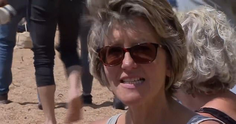 Video: Karen Takes Her Family To The Beach, Complains Other People Are At The Beach