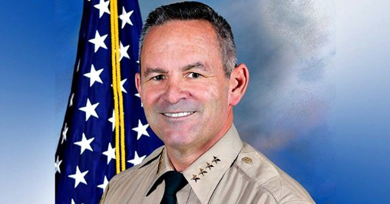 California Sheriff: 'I Refuse to Make Criminals Out of Business Owners'