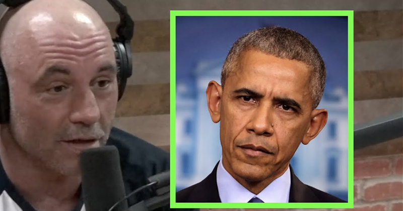 Joe Rogan: Obamagate Is Real And Illegal
