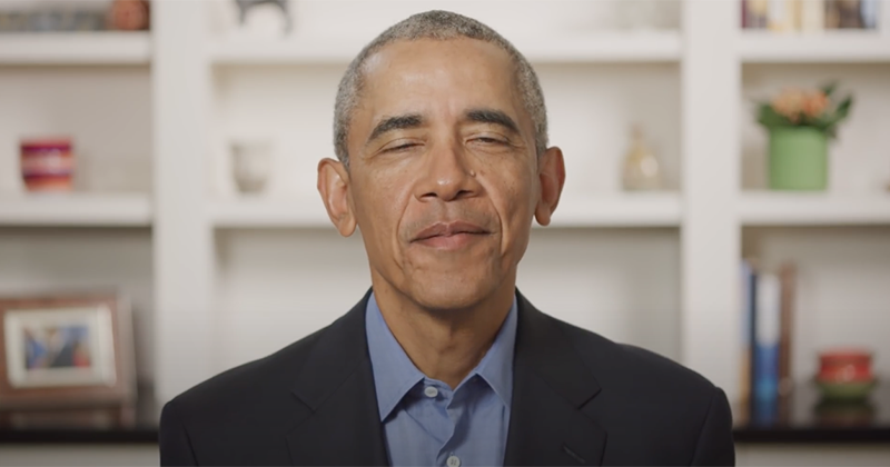 Barack Obama to 2020 Graduates: Current Leaders 'Aren't Even Pretending to Be in Charge'