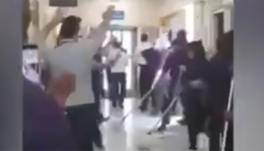 Footage: Hospital Patients Complain About Waiting While Nurses Film Tik Tok Video