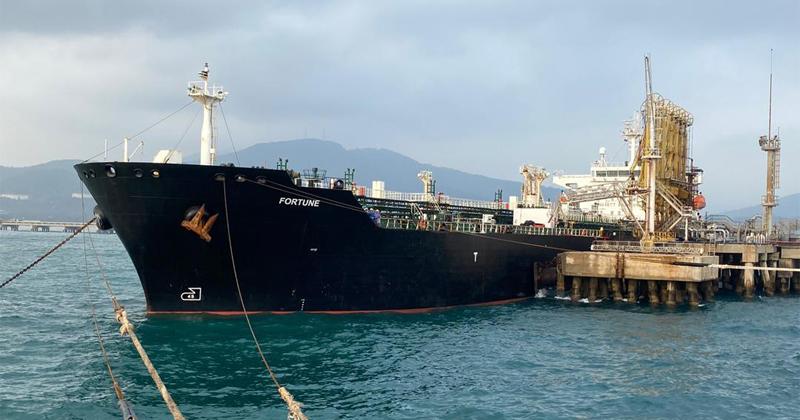 US Stops Iranian Fuel Shipments to Venezuela