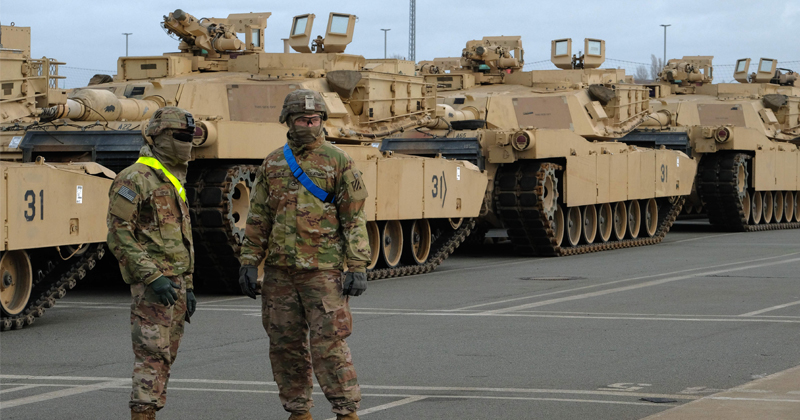 US, Poland to Conduct War Games on NATO's 'Eastern Flank'