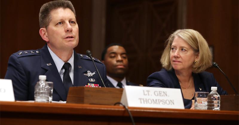 "Space Force Commander Slams Russia's ""Unacceptable Behavior in Space"""