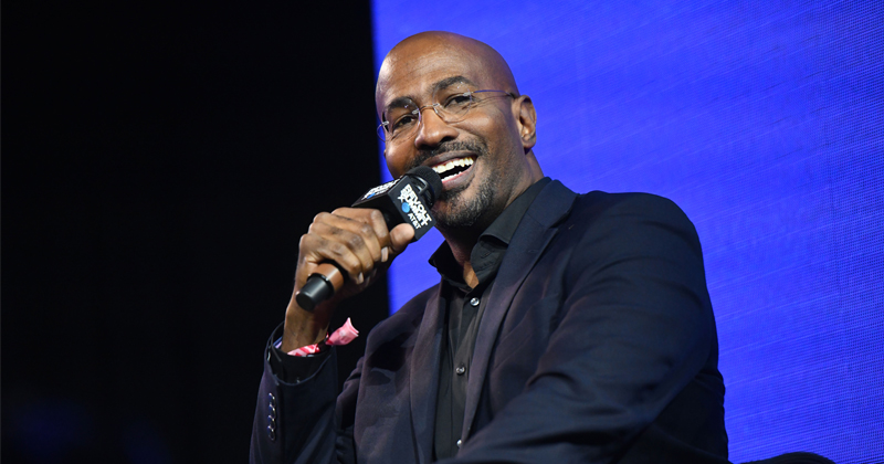 Van Jones: Every White Person Has 'Virus' in Brain, It's 'Too Late to Be Innocent'