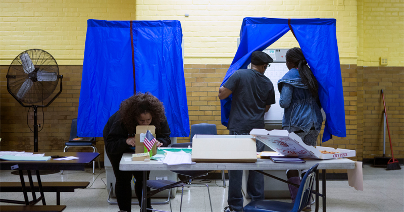 DOJ Charges Philadelphia Election Official with Stuffing Ballot Box