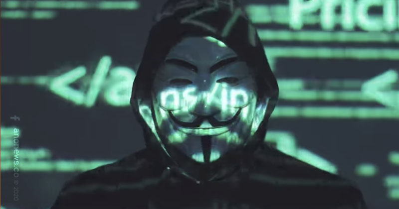 Anonymous Declares WAR on Minneapolis Police in Video Message Attributed to Hacker Group