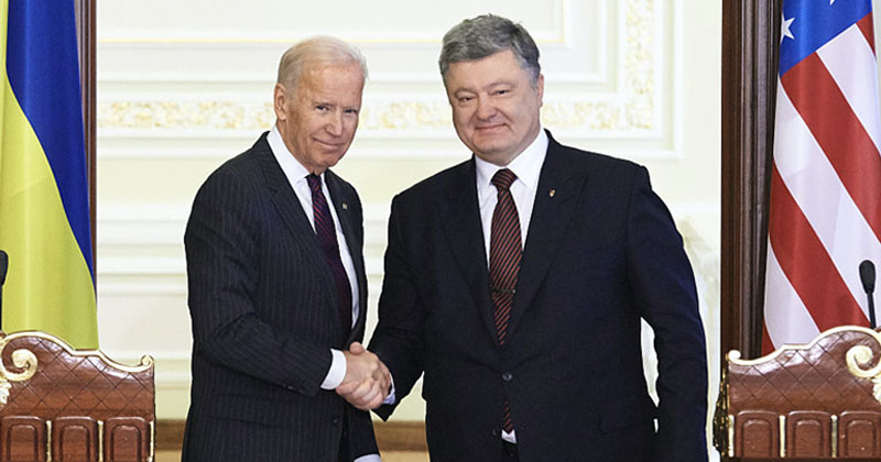 Ex-Ukrainian President's Aide Opens Up on Biden Tapes, Democrats' Money Laundering